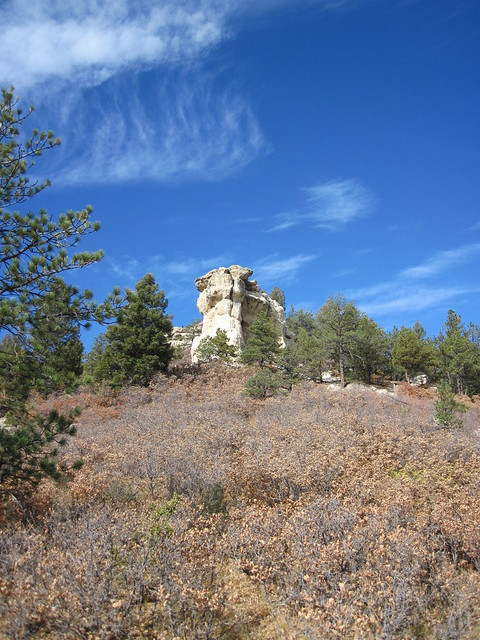 Picture from Spruce Mountain, Colorado