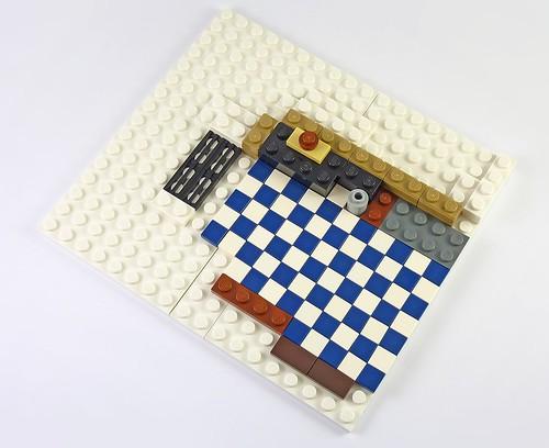 LEGO 10229 Winter Village Cottage b01