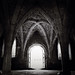The Cellarium, Fountains Abbey, Yorkshire