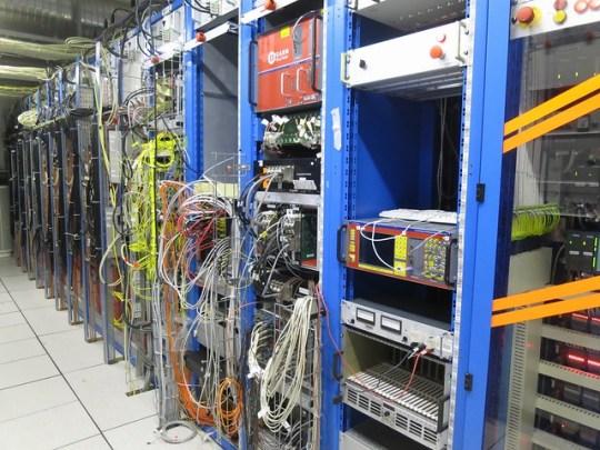 More racks