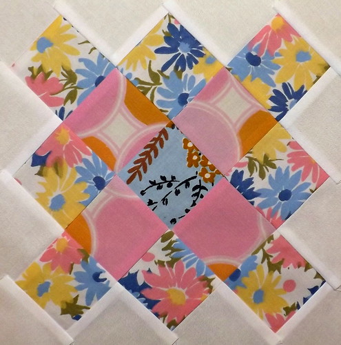 Granny Block Bee 13