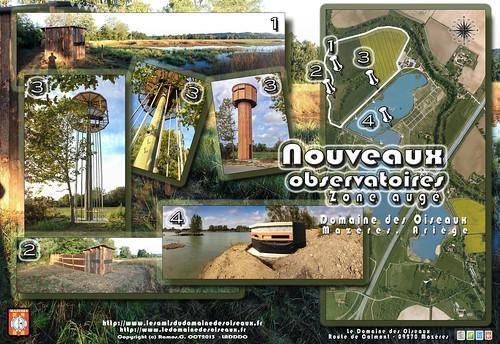 """Nouveaux Observatoires au DDO """"zone Augé"""" - Sep 2013"""