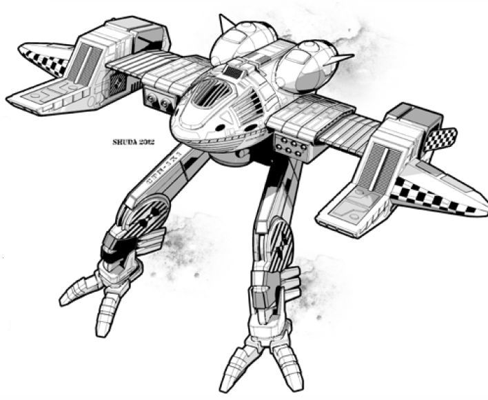 All-In One Battletech Thread, Revision 5.0 (Manei Domini