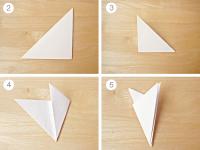 How To: DIY Paper Snowflake Garland  elevatormusik
