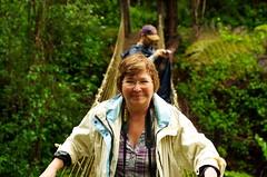 Grand Mère Gloria au parc Mantadia