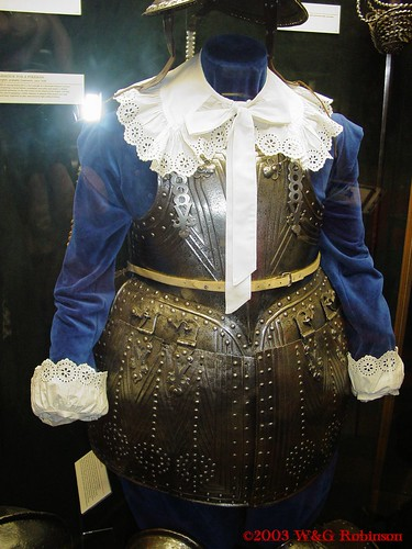 Pikeman's Armour, Warrick Castle, Gatehouse