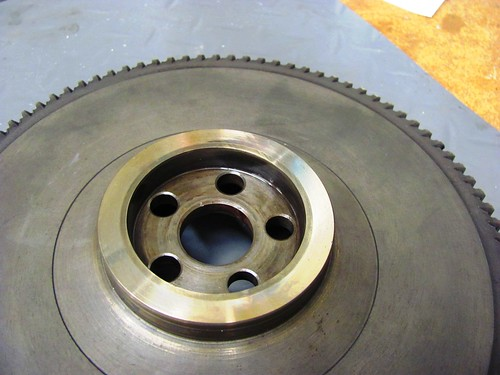 Flywheel Flange