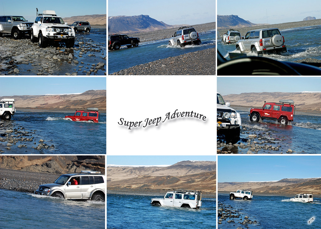 super jeep adventure