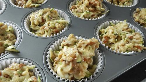 Zucchini Cupcakes 9