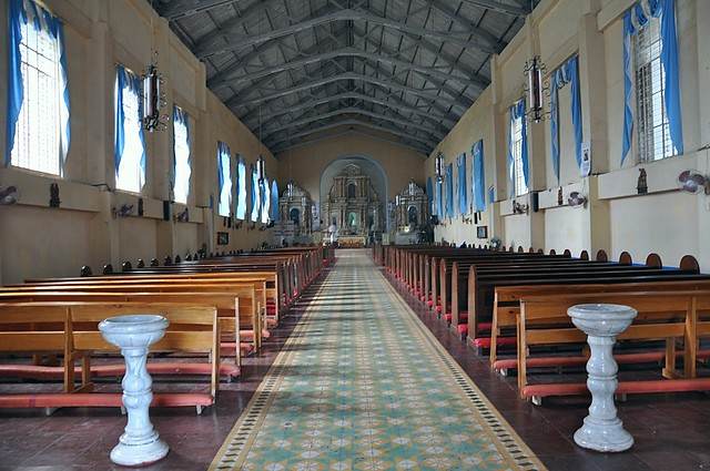 St. John the Baptist Parish Church, Badoc, Ilocos Norte, Philippines