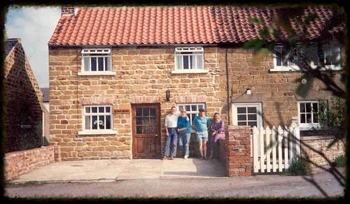 Paul, Bex, Bob & Angela