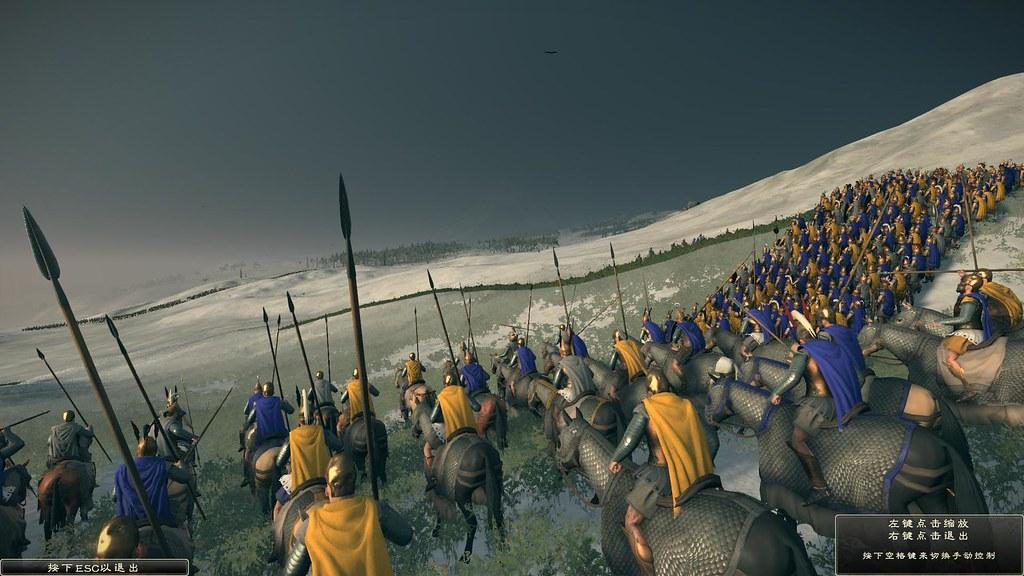 《羅馬2:全軍破敵》 ─ 新勢力「塞琉古帝國」免費釋出 - wasd5205的創作 - 巴哈姆特