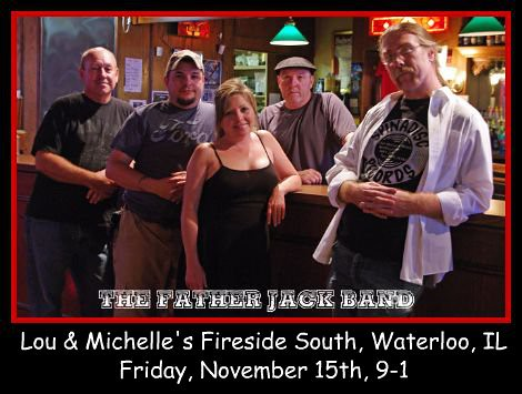 The Father Jack Band 11-15-13