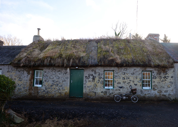 Brompton at the Thatched Cottage