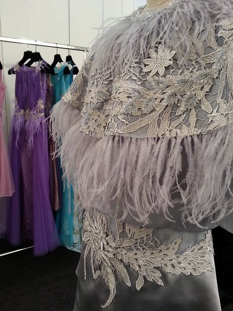 Busardi haute couture show ss15 Paris