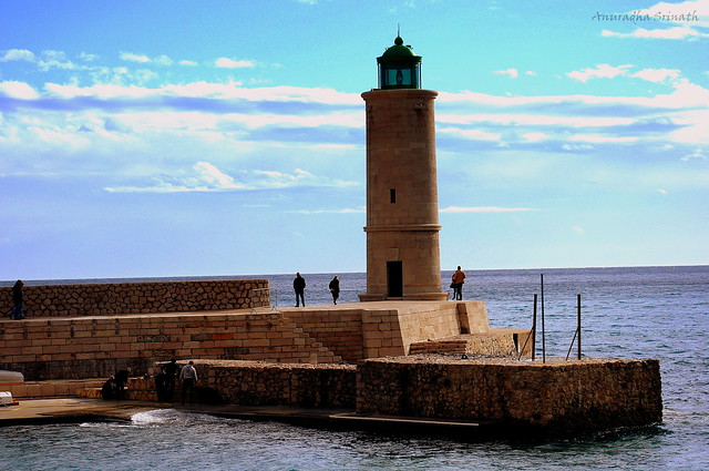 Lighthouse and Cassis