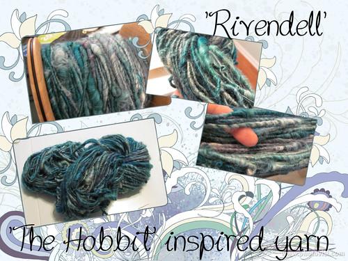 Hobbit inspired yarn