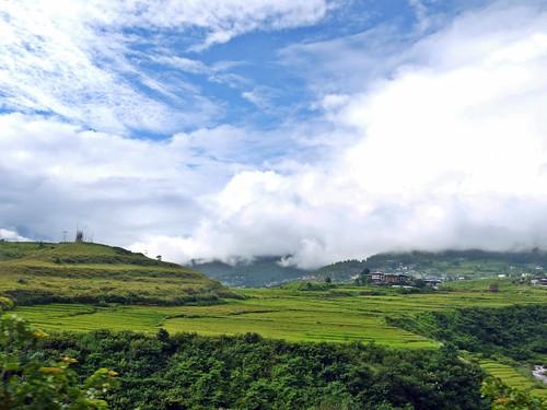 valley of Phobjikha