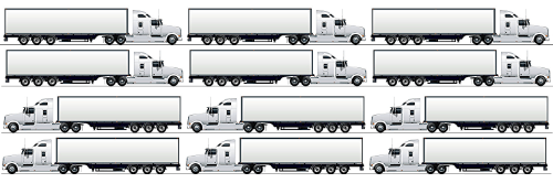 Trucker Beltway Blockade!