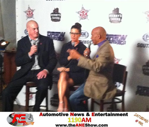 The ANE Show and the Drew Pearson Show by theaneshow