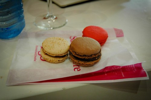 My first macaroons!