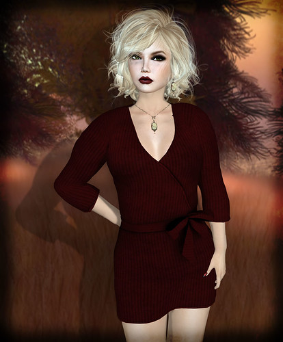 Immerse - The Fashion Fair - Sequoia Red by Tigist Sapphire