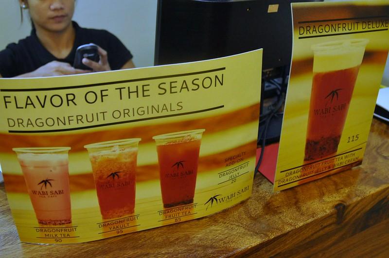 Wabi Sabi Dragonfruit Fruit  Teas