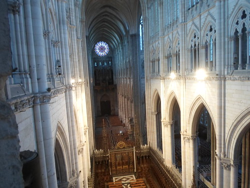 Looking West from Triforium