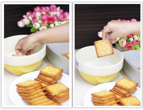 resepi cheese cake mudah resepi bergambar Resepi Oreo Cheese Cake Tanpa Oven Enak dan Mudah