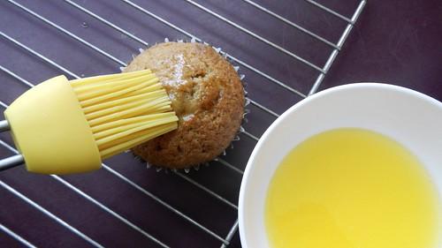 Banana Buttermilk Cupcakes 14