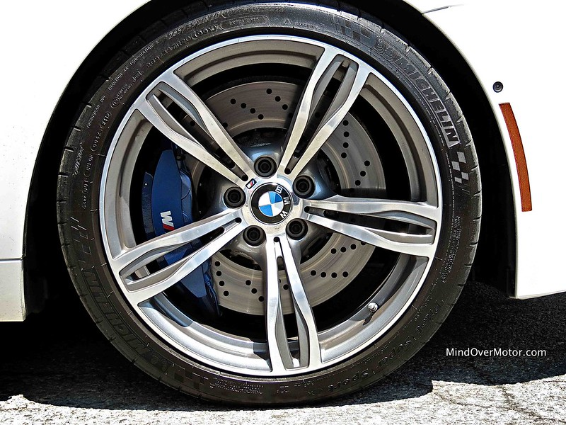 2014 BMW M6 Convertible Wheels