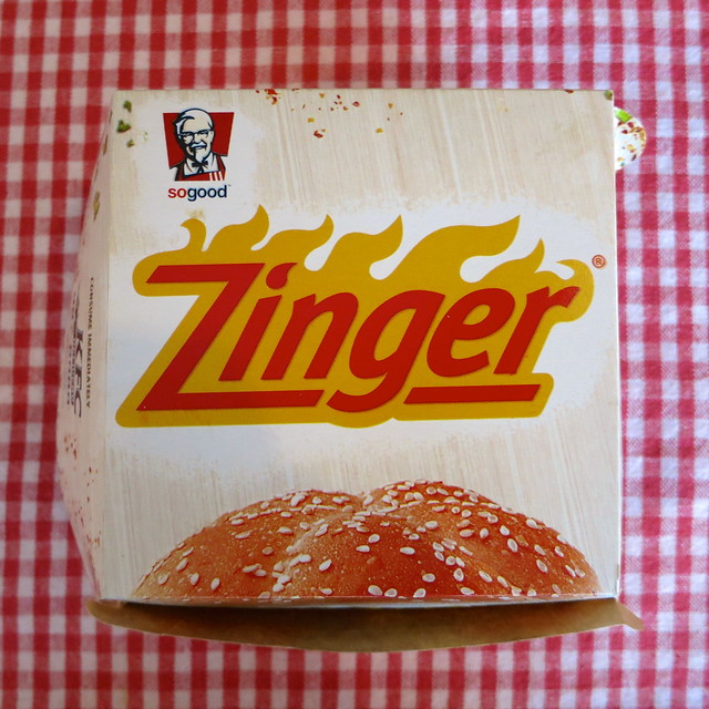 KFC Zinger