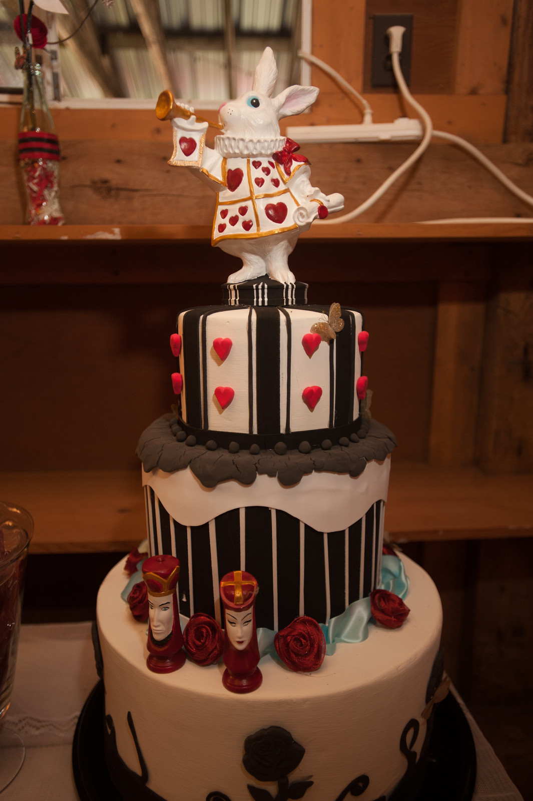 Offbeat Bride's most pinned wedding cakes