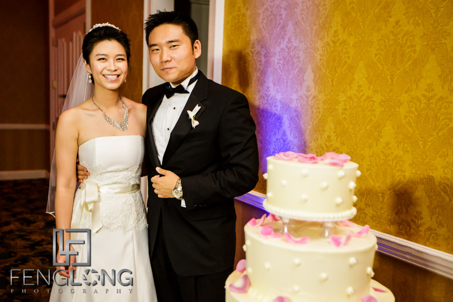 chinese wedding cake cutting meaning di amp junjian s wedding chateau elan atlanta 12663