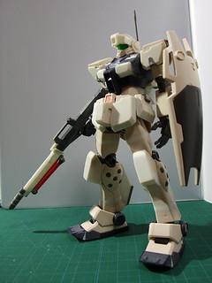 RGM-79SP ジム・スナイパー2製作 #06 001