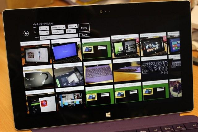 Flickr Upload for Windows 8.1