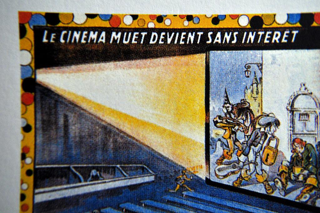 Le Cinéma Muet devient sans intérêt