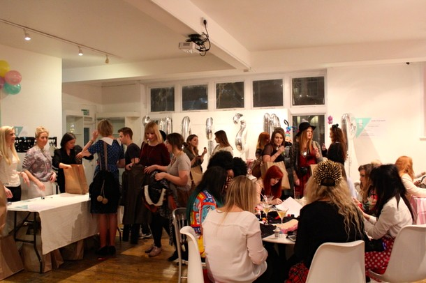 Vouchercodes Blogger Swap Shop