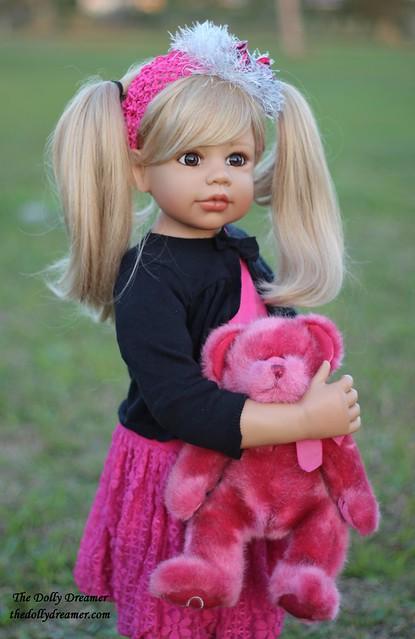 Masterpiece Desiree Doll