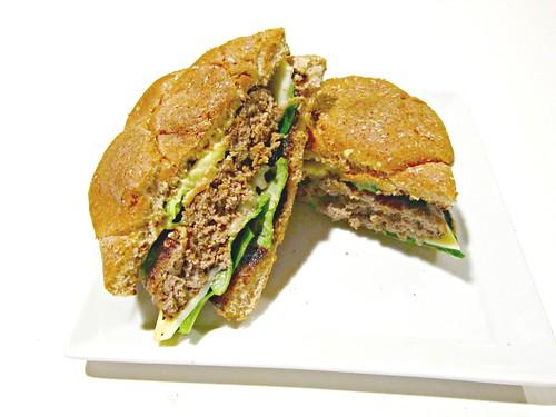 Venison Burger 2