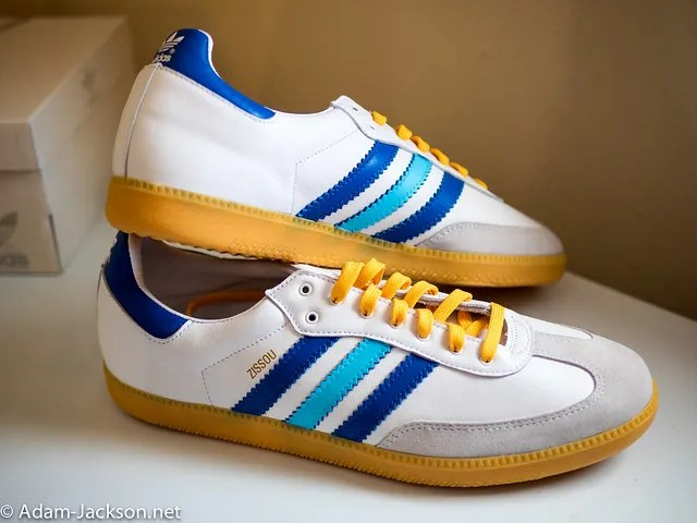 The Life Aquatic With Steve Zissou Shoes - Adidas