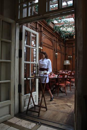 Cafe Pushkin
