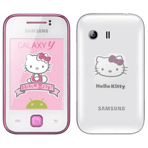 Samsung Galaxy Hello Kitty S5360: Smartphone Femenino
