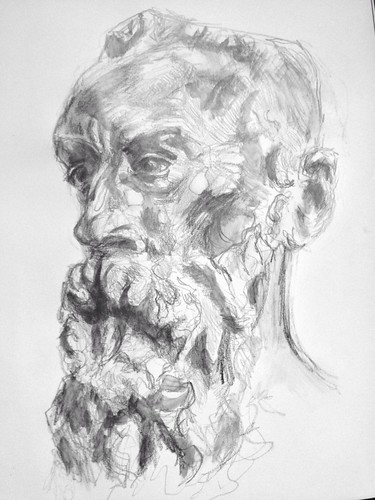 Rodin - after Claudel by husdant