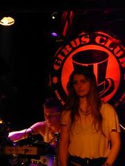 Bernice @ Demi-finales Tremplin Gibus Rock - 29 juin 2013