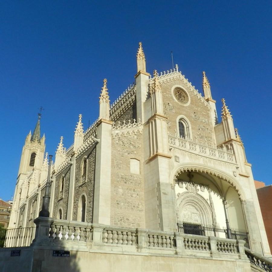 Madrid Iglesia de Los Jerónimos El Real 02