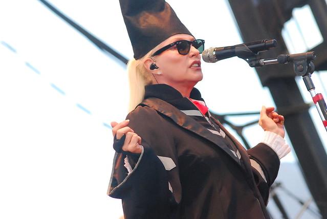 riotfest chicago: blondie