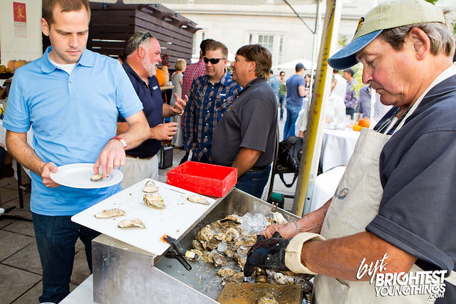 21 Oysterstock @ Poste