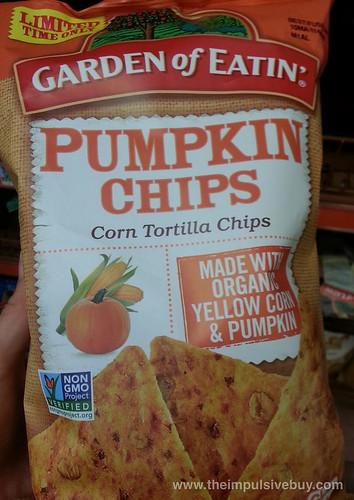 Garden of Eatin' Pumpkin Tortilla Chips