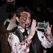 Zombie invasion, London, UK 12th October 2013